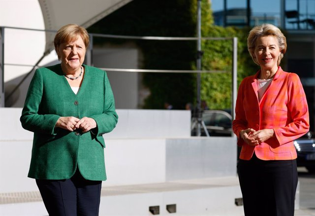 UE.- Las regiones de la UE debatirán con Merkel y Von der Leyen sobre el impacto