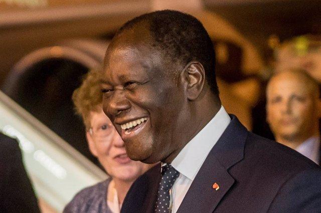C.Marfil.- La capital marfileña se prepara para un día de tensión ante la celebr