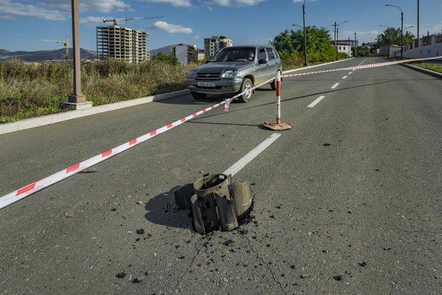 Armenia/Azerbaiyán.- Armenia y Azerbaiyán se acusan de violar el alto el fuego n