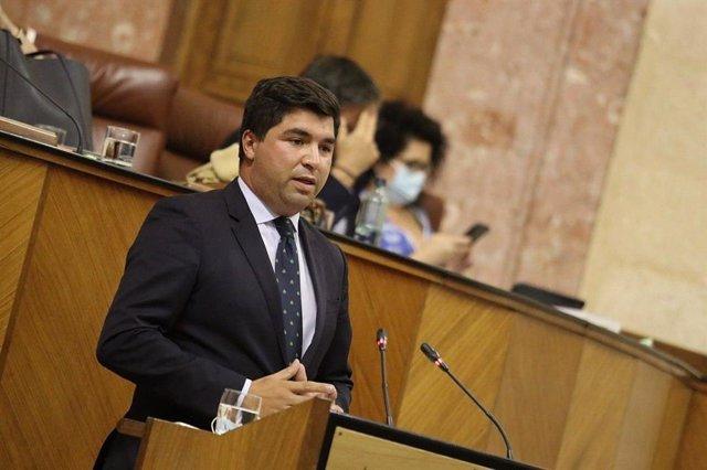 """Cs pide corregir """"desequilibrios territoriales"""" en la cuenca del Guadalquivir co"""