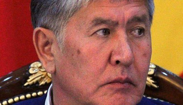 AMPL.- Kirguistán.- Detenido el expresidente de Kirguistán Almazbek Atambaev por