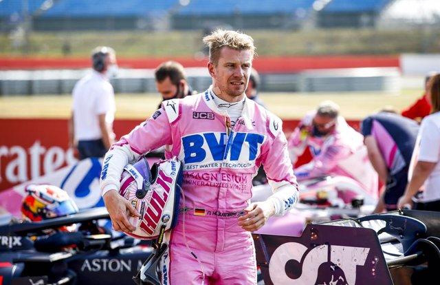 AMP.- Fórmula 1/GP Eifel.- Nico Hülkenberg sustituye a Lance Stroll en el Gran P