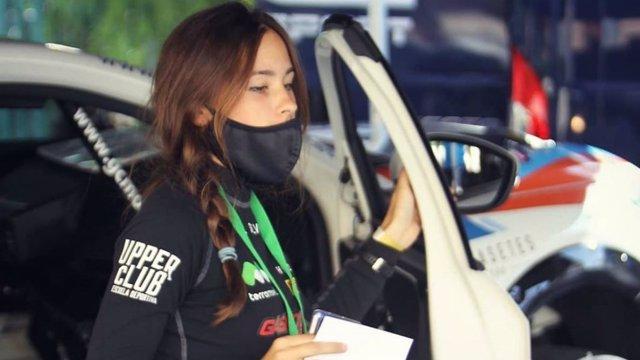 Motor.- Fallece la copiloto española Laura Salvo mientras disputaba un rally en