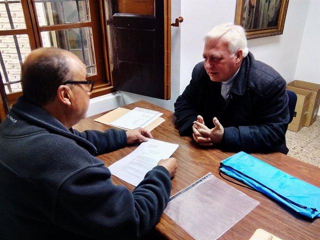 El Papa nombra a Justo Rodríguez, misionero de Toledo, obispo auxiliar de la dió