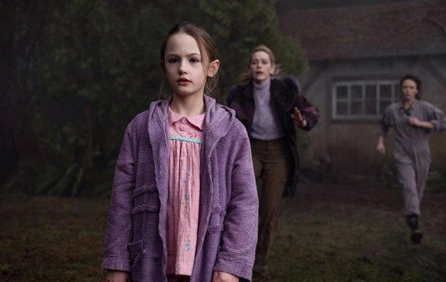 Imagen de La maldición de Bly Manor, la serie de Netflix