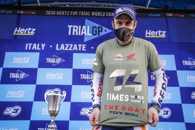 Trial.- Toni Bou levanta en Italia su 28º título mundial