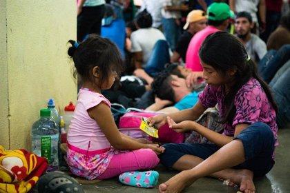 Las múltiples caras de la violencia si eres niña y migrante en Centroamérica