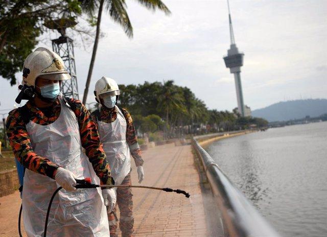 Coronavirus.- La pandemia supera los 37 millones de contagios y deja ya 1,07 mil