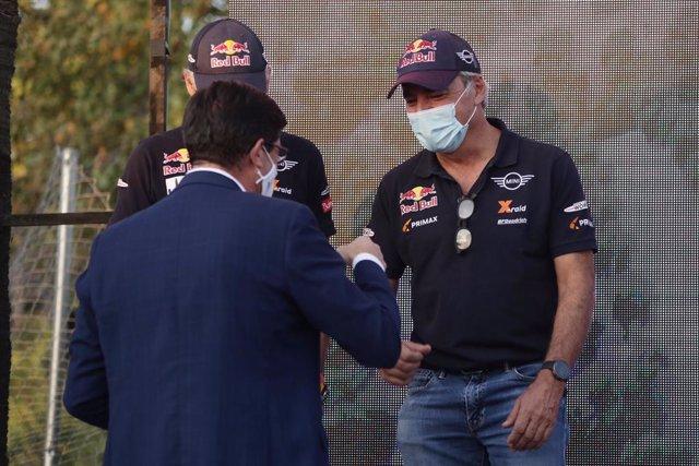 """Rally.- Marín resalta que el Rally Andalucía refuerza la imagen de un destino """"s"""