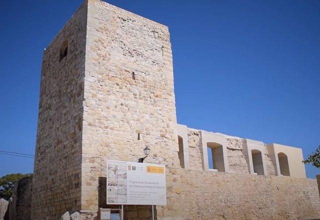 Fortaleza de Villardompardo ya rehabilitada