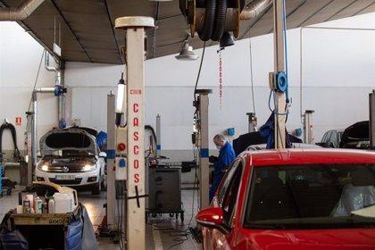 Los talleres deberán tener una zona acordonada donde realizar las reparaciones de coches eléctricos