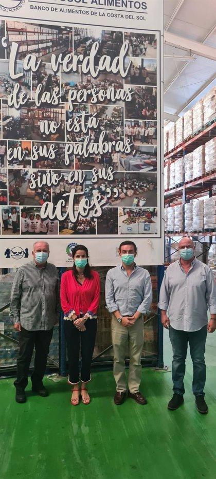 Prolongo-Faccsa amplía su colaboración con dos toneladas de carne de cerdo al Banco de Alimentos Bancosol
