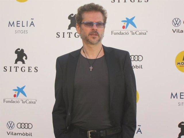 El director Juanma Bajo Ulloa, en el Festival de Cinema de Sitges per presentar 'Baby'