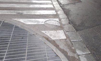 El Ayuntamiento de Huesca realizará más de medio centenar de actuaciones para eliminar barreras arquitectónicas