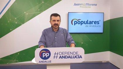 """PP-A: """"Para dialogar hacen falta dos y Díaz siempre responde con el puño cerrado a la mano tendida de Juanma Moreno"""""""