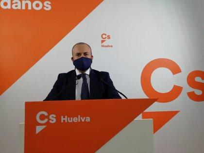 """Julio Díaz: """"Ciudadanos fortalece el sistema público de Educación desde la Junta de Andalucía en plena pandemia"""""""