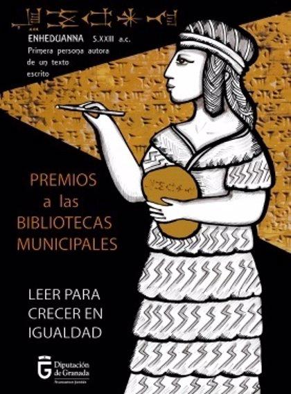 Diputación de Granada crea los Premios a las Bibliotecas Municipales para distinguir la labor socioeducativa en igualdad