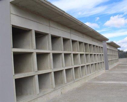 La construcción de 288 nichos en el cementerio municipal de Monzón, una inversión de 200.000 euros