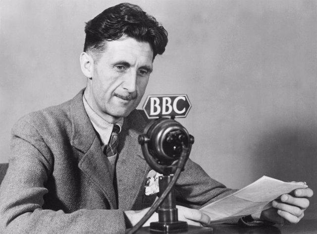 R.Unido/España.-Archivos rusos revelan que George Orwell fue espiado por los sov
