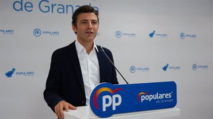 """PP de Granada destaca el Plan Andalucía en Marcha como """"mayor inversión"""" de Junta para la provincia """"desde hace décadas"""""""