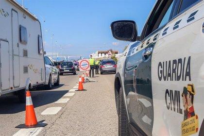 La Guardia Civil ha realizado un total de 60.272 servicios de enero a septiembre de 2020 en La Rioja