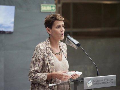 Navarra limita las reuniones públicas y privadas a 6 personas y cerrará todos los locales a las 22.00