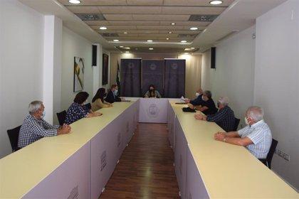 Ayuntamiento de San Fernando (Cádiz) traslada su apoyo a la nueva asociación de afectados por amianto en el sector naval