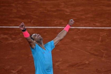 Aguado felicita a Nadal tras su victoria en Roland Garros