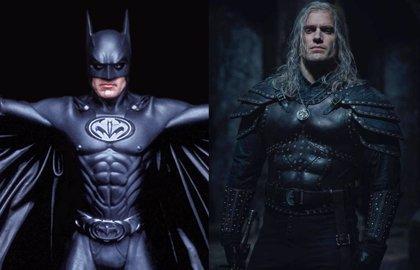 The Witcher 2: Ridiculizan la nueva armadura de Henry Cavill y la comparan con los Bat-pezones de George Clooney
