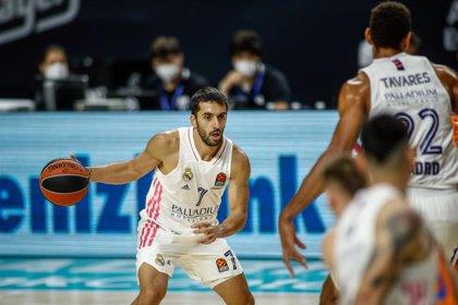 El Real Madrid se recompone en liga y Baskonia cae en Burgos