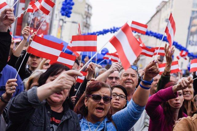 Austria.- La socialdemocracia de Austria se afianza en las municipales de Viena