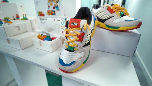 Colaboraciones de Lego con adidas e Ikea