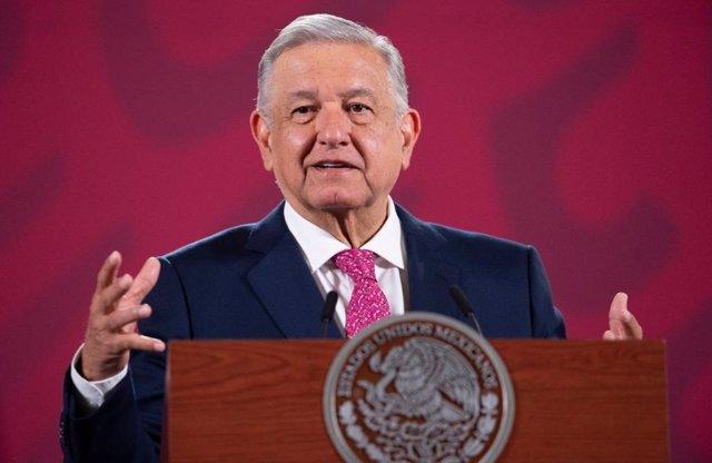 """México.- López Obrador insta de nuevo a España a pedir perdón por la """"imposición"""
