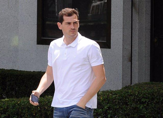"""Fútbol.- Casillas: """"El Oporto me brindó cosas que en el Real Madrid no iba a con"""