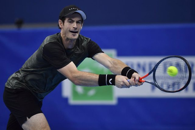 El tennista escocès Andy Murray