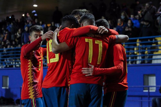 Fútbol/Sub-21.- Previa del España - Kazajistán