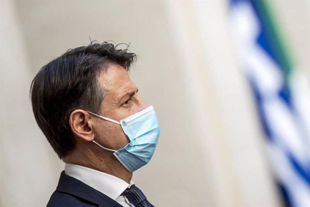 Greek President in Italy
