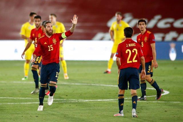 Fútbol/Selección.- Previa del Ucrania - España