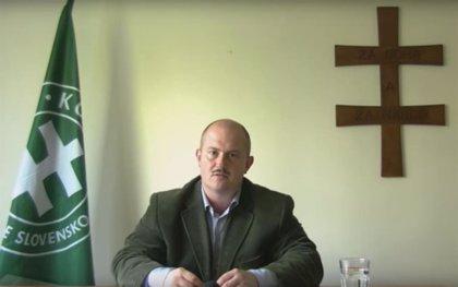 Eslovaquia.- Condenan a cuatro años de prisión al líder de la extrema derecha de Eslovaquia por apología del nazismo