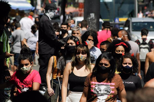 Coronavirus.- Brasil supera los 5,1 millones de casos de coronavirus, de los cua