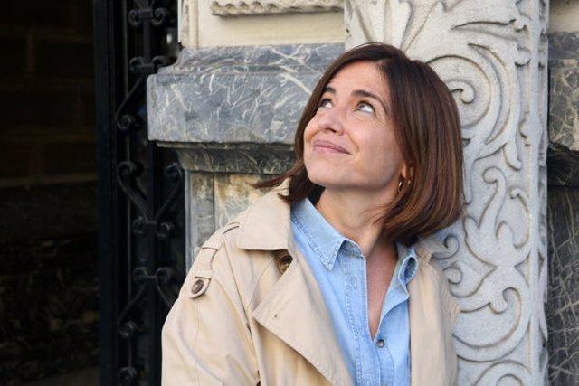 L'autora de 'Dolça introducció al caos', Marta Orriols, el 6 d'octubre del 2020 (horitzontal)