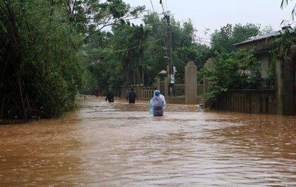 Vietnam.- Al menos 28 muertos y una docena de desaparecidos por las tormentas en el centro de Vietnam