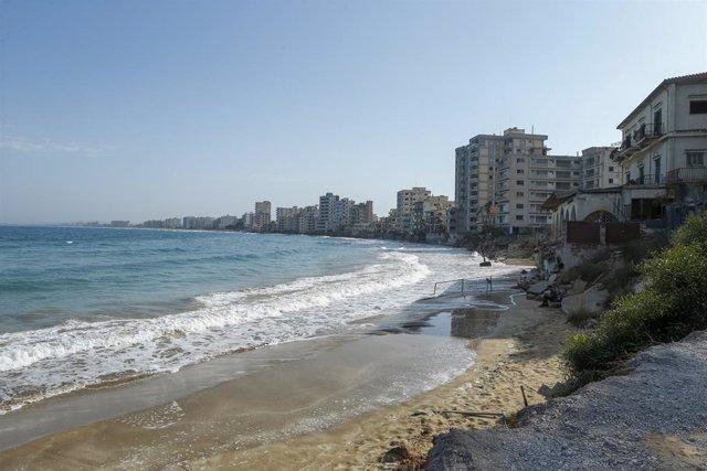 Chipre.- La UE pide revertir la apertura de Varosha y volver a las negociaciones