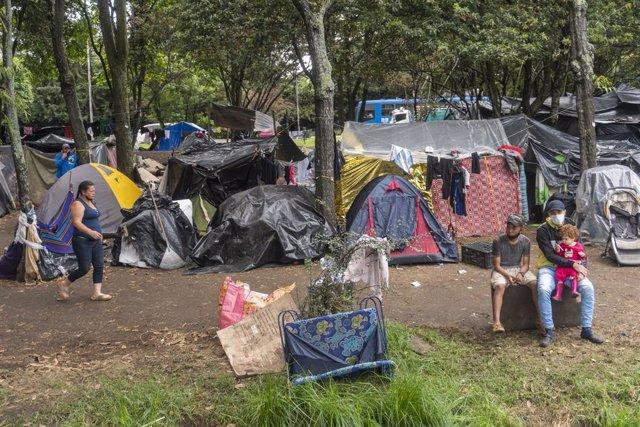Venezuela.- HRW denuncia abusos contra los 130.000 venezolanos que han retornado