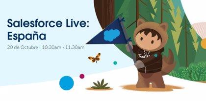 Portaltic.-Salesforce Live pone el foco en las empresas españolas que triunfan situando al cliente en el centro de su estrategia