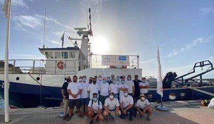Sanex y Equilibio Marino tienen como objetivo recolectar más de 8000kg de basura de los mares españoles