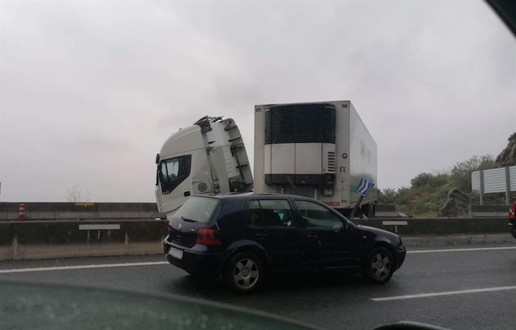 Camiones y autobuses están involucrados en el 18,72% de accidentes con víctimas en lo que va de año en Málaga 3