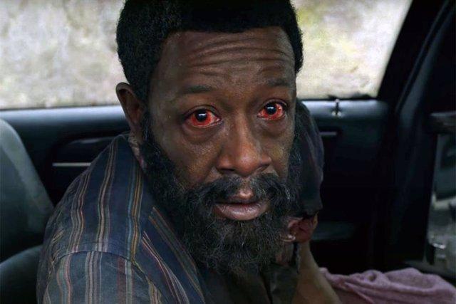 Morgan en la temporada 6 de Fear The Walking Dead