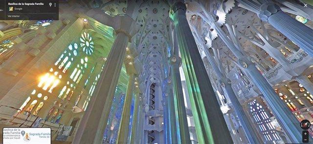 La Sagrada Familia de Barcelona y la Estación Espacial Internacional, entre los