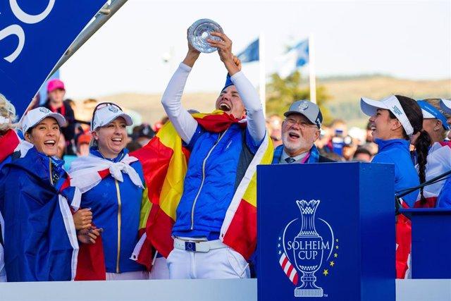 Golf.- España, sede de la Solheim Cup por vez primera en 2023